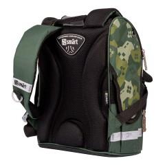 Рюкзак каркасный Smart PG-11 Best Gamer зеленый 557016