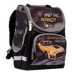Рюкзак каркасный SmartPG-11 Be winner черный 557277
