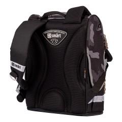 Рюкзак каркасный Smart PG-11 Be Brave черный 557103