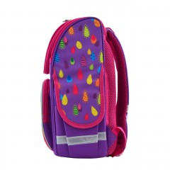Рюкзак каркасный Smart PG-11 Kapitoshka фиолетовый 555898