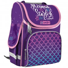 Рюкзак каркасный Smart PG-11 Mermaid код 558066