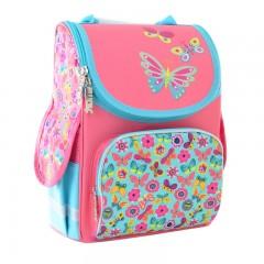 Рюкзак каркасный SmartPG-11 Butterfly pink 554454
