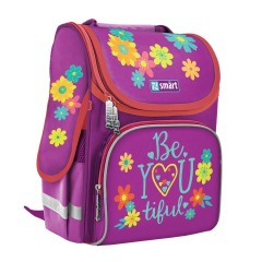 Рюкзак каркасный Smart PG-11 BeYOUtiful пурпурный 557125