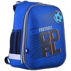 Ранец ортопедический каркасный YES Football H-12