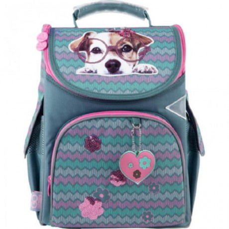 Рюкзак GoPack Education каркасный 5001-3 Sweet puppy