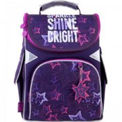 Рюкзак GoPack Education каркасный 5001-6 Shine bright