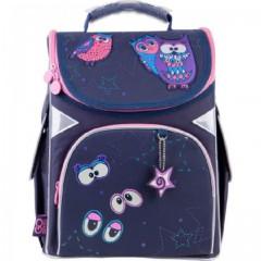 Рюкзак GoPack Education каркасный 5001-7 Magic Owls
