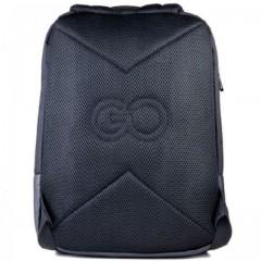 Рюкзак GoPack Сity 153-2 чорний