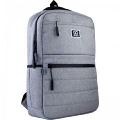 Рюкзак GoPack Сity 167-1 сірий